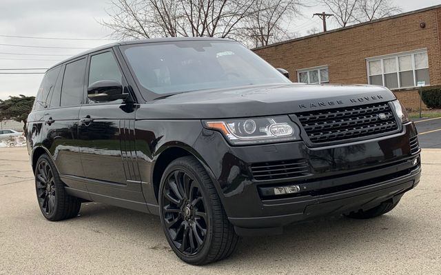 2015 Land Rover Range Rover Supercharged Chicago, Illinois