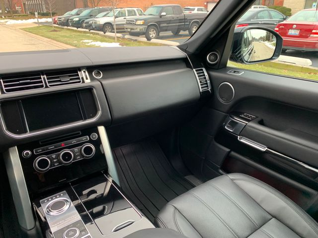 2015 Land Rover Range Rover Supercharged Chicago, Illinois 11
