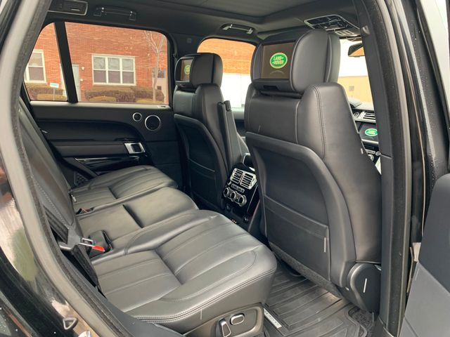 2015 Land Rover Range Rover Supercharged Chicago, Illinois 17