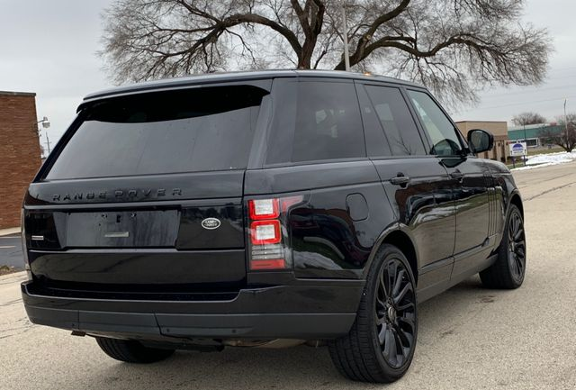 2015 Land Rover Range Rover Supercharged Chicago, Illinois 2