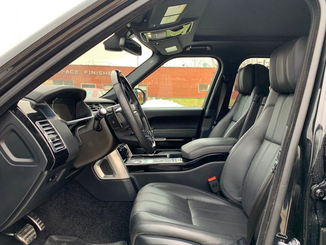 2015 Land Rover Range Rover Supercharged Chicago, Illinois 5