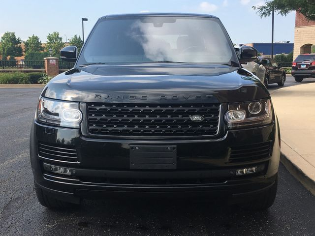 2015 Land Rover Range Rover Supercharged Chicago, Illinois 1