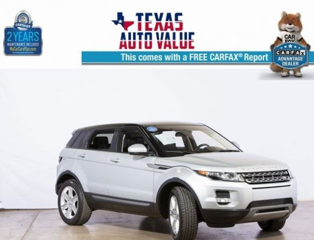 2015 Land Rover Range Rover Evoque Pure -Plus- PANO ROOF, LOADED EVERY OPTION