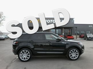 2015 Land Rover  Evoque Pure Plus Boerne, Texas