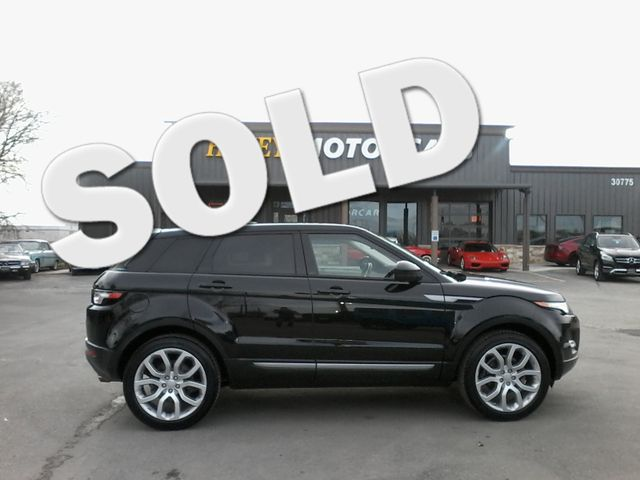 2015 Land Rover  Evoque Pure Plus Boerne, Texas 0