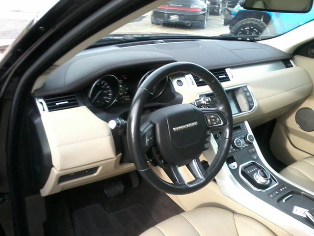 2015 Land Rover  Evoque Pure Plus Boerne, Texas 22