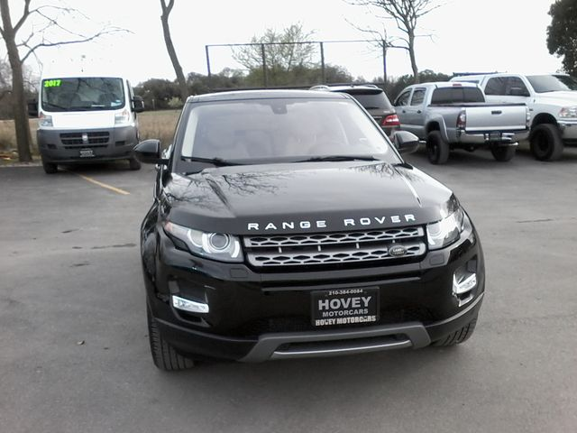 2015 Land Rover  Evoque Pure Plus Boerne, Texas 2