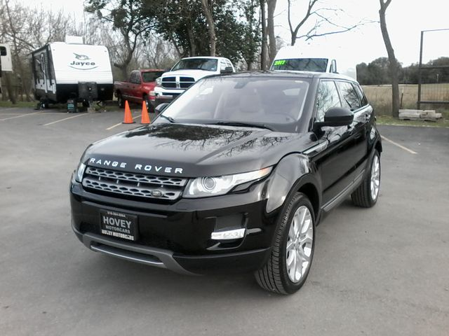 2015 Land Rover  Evoque Pure Plus Boerne, Texas 3