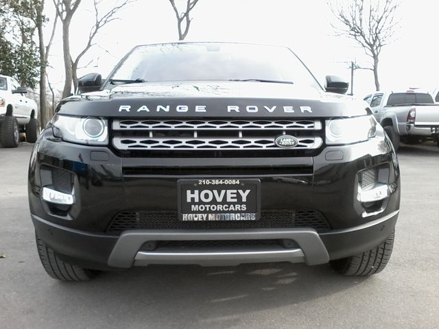 2015 Land Rover  Evoque Pure Plus Boerne, Texas 9