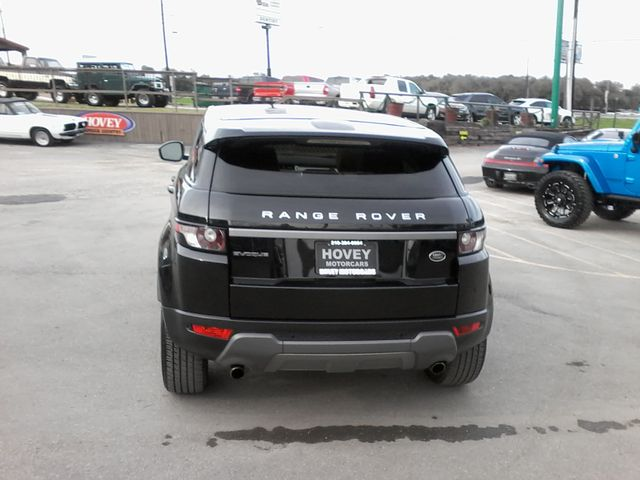 2015 Land Rover  Evoque Pure Plus Boerne, Texas 6