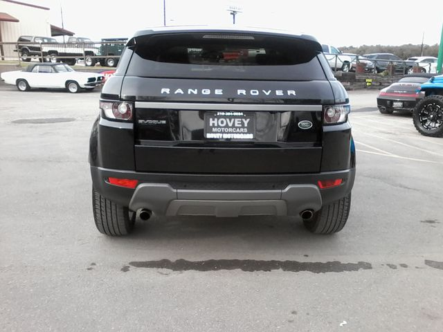 2015 Land Rover  Evoque Pure Plus Boerne, Texas 8