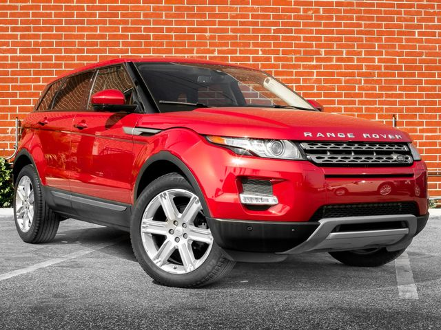 2015 Land Rover Range Rover Evoque Pure Plus Burbank, CA 1