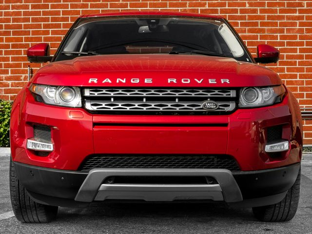 2015 Land Rover Range Rover Evoque Pure Plus Burbank, CA 2