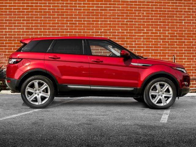 2015 Land Rover Range Rover Evoque Pure Plus Burbank, CA 3