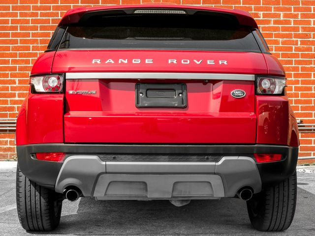 2015 Land Rover Range Rover Evoque Pure Plus Burbank, CA 6