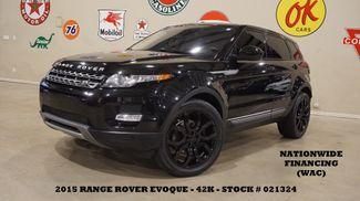 2015 Land Rover Range Rover Evoque Pure Plus PANO ROOF,NAV,HTD LTH,42K in Carrollton TX, 75006