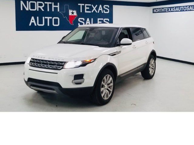 2015 Land Rover Range Rover Evoque Pure in Dallas, TX 75247