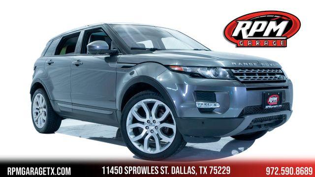 2015 Land Rover Range Rover Evoque Pure Plus in Dallas, TX 75229