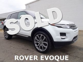 2015 Land Rover Range Rover Evoque Prestige Madison, NC