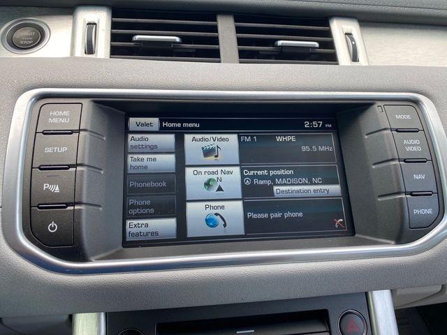 2015 Land Rover Range Rover Evoque Pure Plus Madison, NC 33