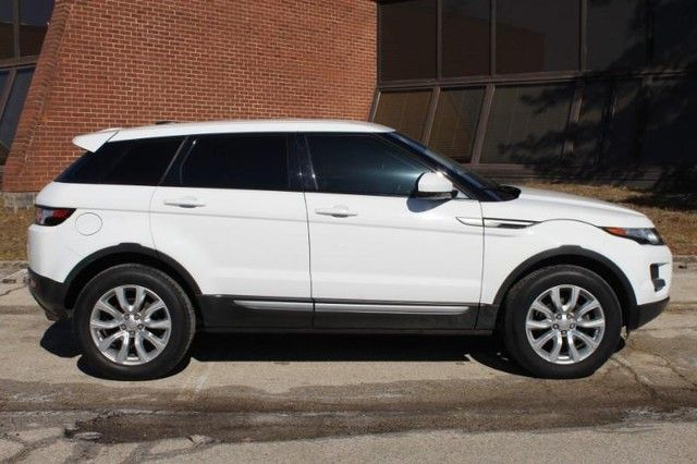 2015 Land Rover Range Rover Evoque Pure St. Louis, Missouri 1
