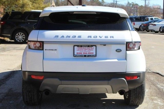 2015 Land Rover Range Rover Evoque Pure St. Louis, Missouri 3