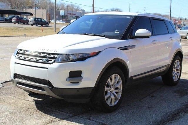 2015 Land Rover Range Rover Evoque Pure St. Louis, Missouri 7