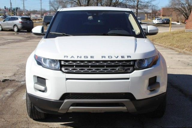 2015 Land Rover Range Rover Evoque Pure St. Louis, Missouri 8