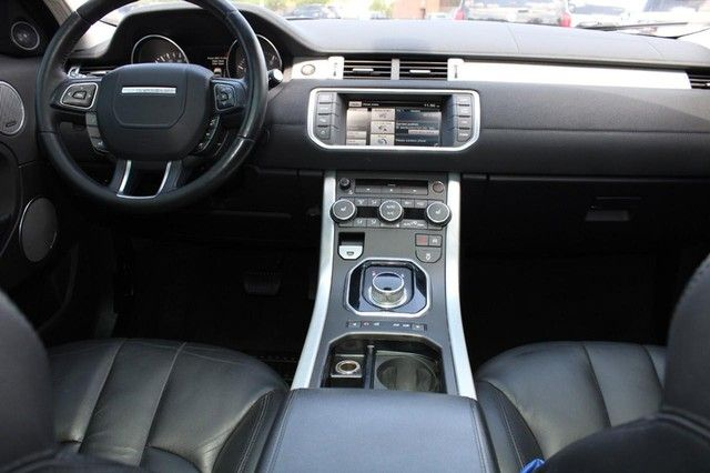2015 Land Rover Range Rover Evoque Pure Plus St. Louis, Missouri 10