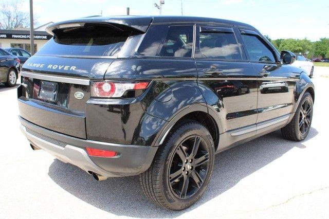 2015 Land Rover Range Rover Evoque Pure Plus St. Louis, Missouri 2