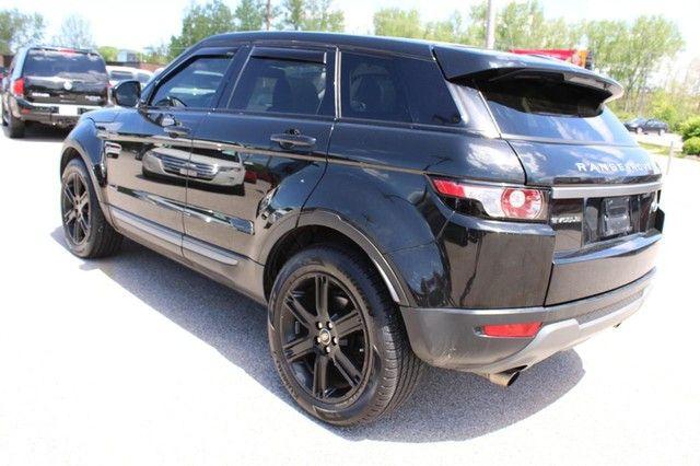 2015 Land Rover Range Rover Evoque Pure Plus St. Louis, Missouri 3