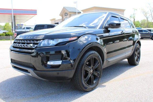 2015 Land Rover Range Rover Evoque Pure Plus St. Louis, Missouri 5