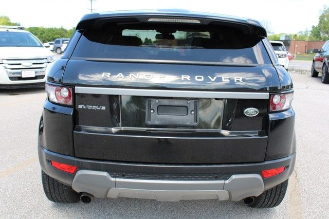 2015 Land Rover Range Rover Evoque Pure Plus St. Louis, Missouri 8