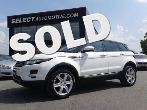 2015 Land Rover Range Rover Evoque Pure Plus in Virginia Beach, Virginia