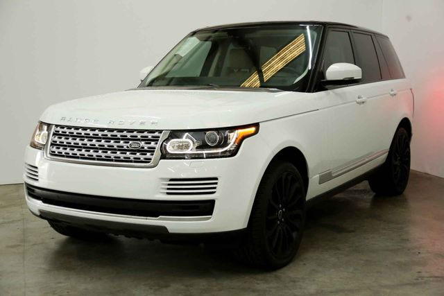2015 Land Rover Range Rover HSE Houston, Texas 3