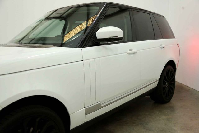2015 Land Rover Range Rover HSE Houston, Texas 8