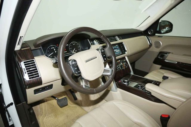 2015 Land Rover Range Rover HSE Houston, Texas 21