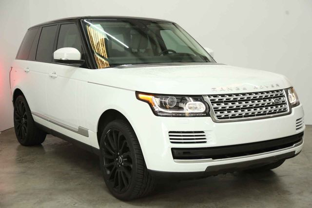 2015 Land Rover Range Rover HSE Houston, Texas 1