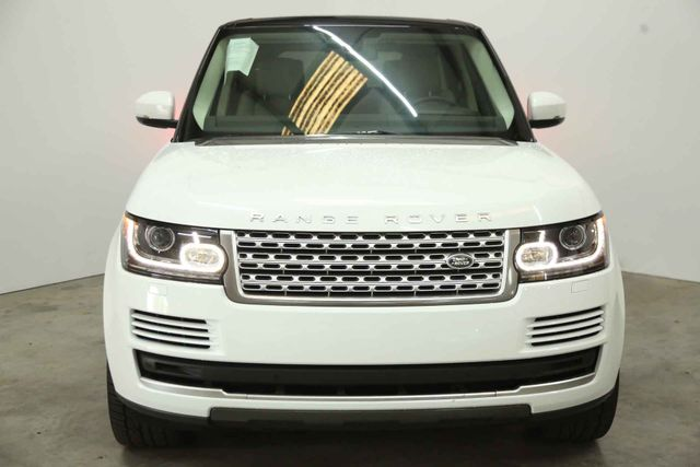 2015 Land Rover Range Rover HSE Houston, Texas 5