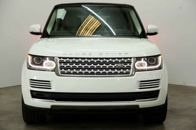 2015 Land Rover Range Rover HSE Houston, Texas 2