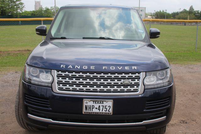 2015 Land Rover Range Rover HSE Houston, Texas 1
