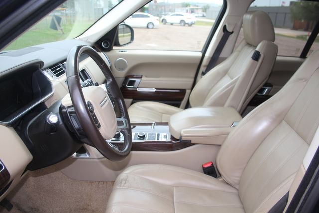 2015 Land Rover Range Rover HSE Houston, Texas 13