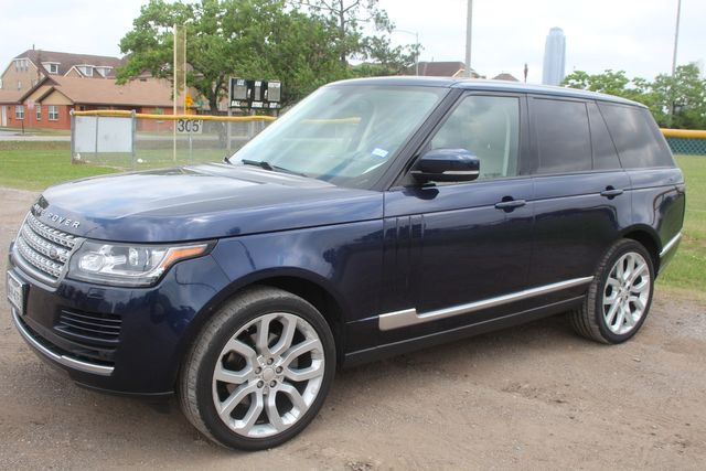2015 Land Rover Range Rover HSE Houston, Texas 2