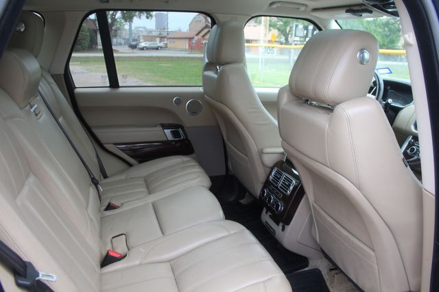 2015 Land Rover Range Rover HSE Houston, Texas 20