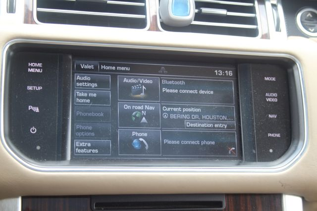 2015 Land Rover Range Rover HSE Houston, Texas 28