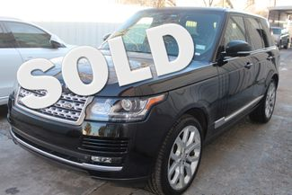 2015 Land Rover Range Rover Supercharged Houston, Texas