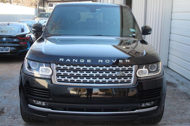 2015 Land Rover Range Rover Supercharged Houston, Texas 1