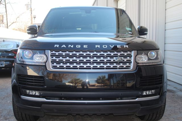 2015 Land Rover Range Rover Supercharged Houston, Texas 2