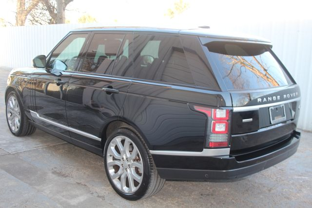 2015 Land Rover Range Rover Supercharged Houston, Texas 14