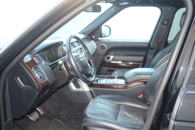 2015 Land Rover Range Rover Supercharged Houston, Texas 18